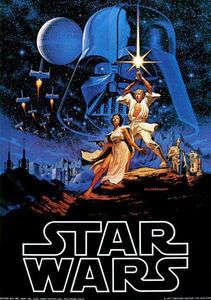1977 yapımı Star Wars Filmi