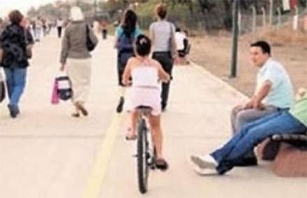 İşte ülkemizdeki bisiklet yollarının hali...
