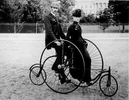 Kabul etmek lazımki bisikletlerde geçmişten bu güne çok gelişti...