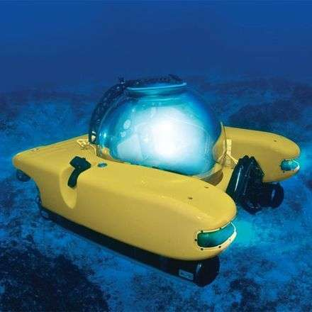 Personal Submarine Triton 1000