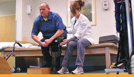Tibion Bionic Leg Yürümek... Yeniden!