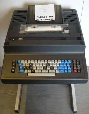 Modern Teleks.