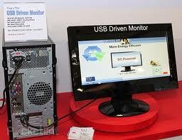 3M USB Monitör
