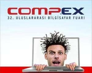 Compex 33.Kez Teknoloji Tutkunlarına kapılarını açıyor