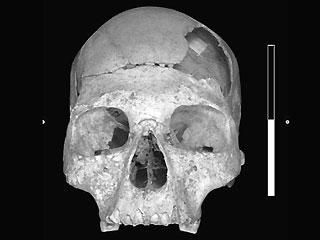 bu kemikler en az 35 bin yaşında...