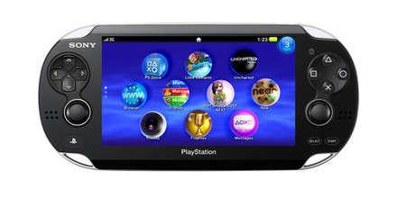 Sony next-gen PSP (NGP ya da Psp2)