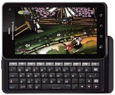 Motorola XT883 (Milestone 3)