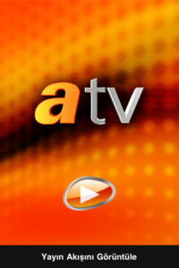 Atv iPhone Application