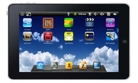 Maylong M-150 Android tablet