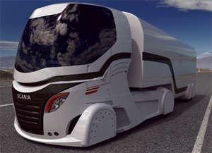 Scania Truck by Adam Palethorpe