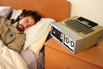 Dharma Initiative Alarm Clock
