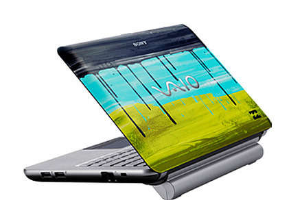 Limited Edition Billabong Sony VAIO W Series mini notebook