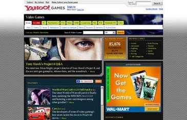 Yahoo! Video Games
