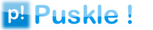 Puskle! Logo