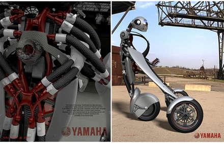 Yamaha'nın Deus ex machina