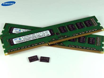 Samsung ilk ddr4 ramleri üretti