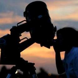 Örnek Teleskopla Gözlem
