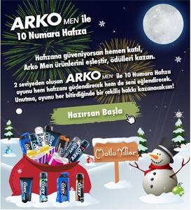 Arko Men ile 10 Numara Hafıza