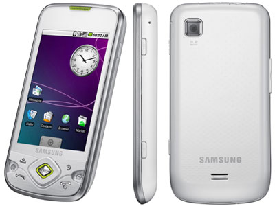 samsung android gt 5700