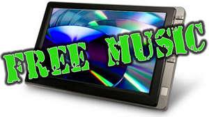 işte size bedava müzik - hem de yasal!