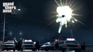 grand theft auto IV'de şehirde karşınıza çıkan herkesle etkileşime gireceksiniz