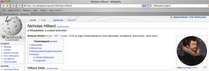 16. yüzyılda kuyumculuk yapan Nicholas Hilliard hakkında Macarca yaratılan sayfa Wikipedia'nın 10 milyona eriştiren makale oldu
