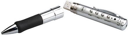 USB Mp3 Kalem