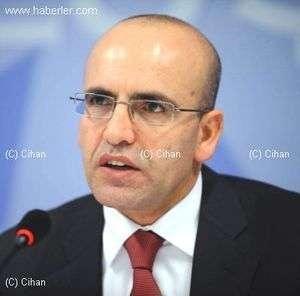 Maliye Bakanı Mehmet Şimşek