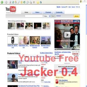 YouTube Jacker 0.4 Yeni