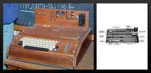 apple ilk bilgisayar