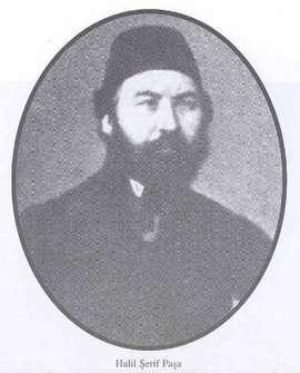 HALİL ŞERİF PAŞA