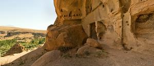 kapadokya'dan bir görüntü