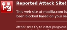 Phishing ve SPAM'a karşı koruma