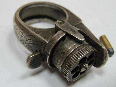Ring Pistol
