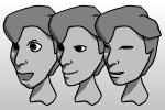 mesh leri deforme (kontrol) ederek animasyonlar oluşturabilme