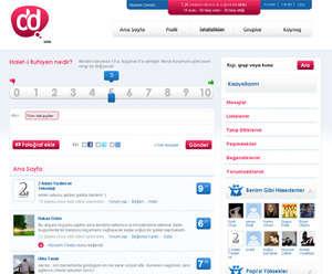 DuyguDurum.com'dan ekran görüntüsü