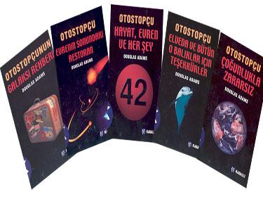 5 kitap ayrı ayrı