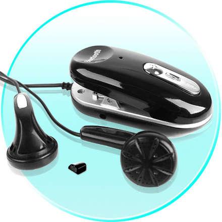 Bluetooth Dental Insert Microphone