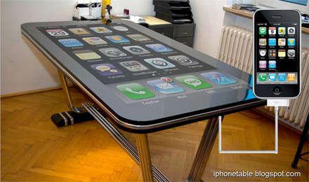 iphone için masa bağlantısı