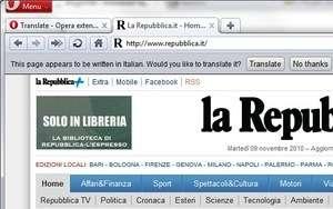 Translate Eklentisi