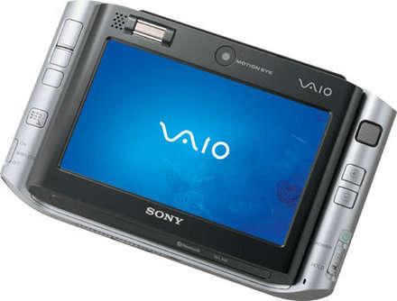 Yeni Sony Vaio U Series