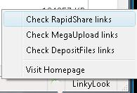 rapidshare link checker