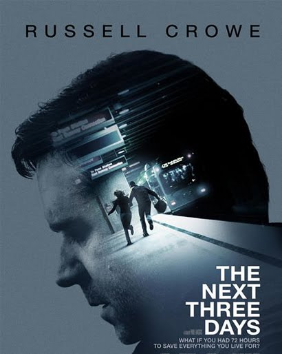 The Next Three Days (2010),film afişi