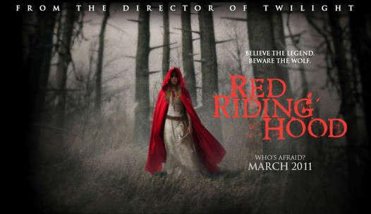 Red Riding Hood (2011), film afişi