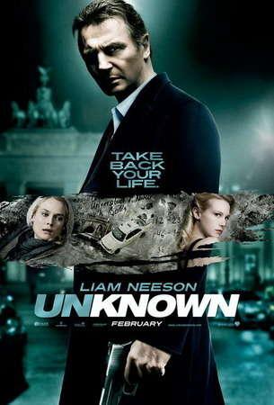 Unknown (2011), film afişi