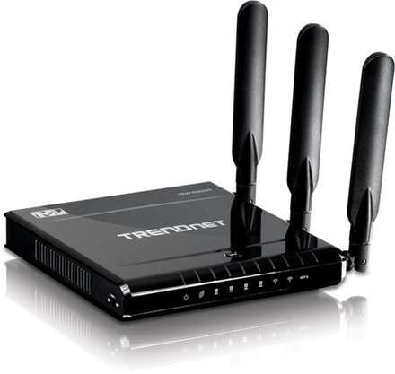 TRENDnet TEW-692GR Dual Band Wireless N Router