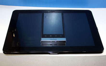 ViewPad 10H Android 3.0