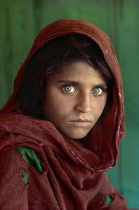 Afgan Kız