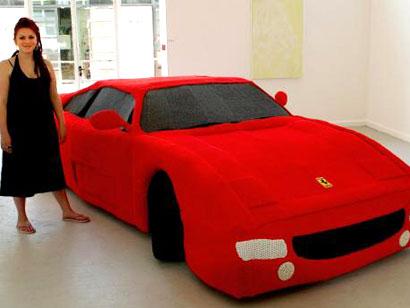 Örme Ferrari