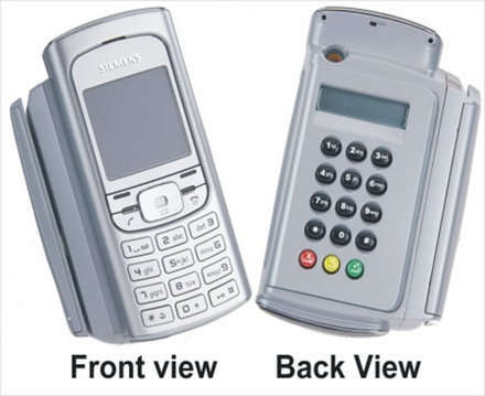 Kredi Kart Okuyuculu Cep Telefonu